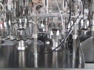 10ml आंख बूँदें छोटे इत्र की बोतल भरने की मशीन की कीमत