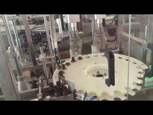 रोटरी बोतल कैप के लिए फैक्टरी मूल्य उच्च गति ऑटो कैपिंग मशीन