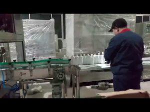 हाथ साबुन जेल शराब भरने बॉटलिंग लाइन मशीन