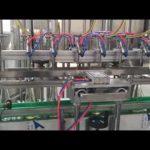 स्वचालित खाना पकाने के तेल, शहद, जाम, शैम्पू तरल भरने कैपिंग मशीन
