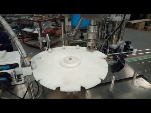 गर्म बिक्री पूर्ण स्वचालित 10 ml 20 ml 25 ml परीक्षण ट्यूब भरने कैपिंग पैकेजिंग मशीन है