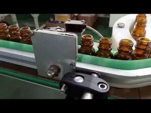 इलेक्ट्रिक सिगरेट मशीन अद्वितीय कारतूस भराव, ई रस की बोतल भरने की मशीन