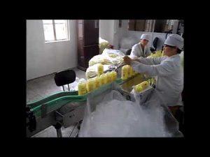 स्वचालित पिस्टन तरल साबुन हाथ धोने हाथ प्रक्षालक भरने की मशीन