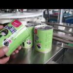 कापर के साथ पूर्ण स्वचालित कॉस्मेटिक तरल बोतल भरने की मशीन