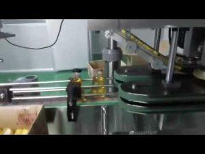 रैखिक प्रकार पूर्ण स्वचालित इंजन तेल भरने की मशीन