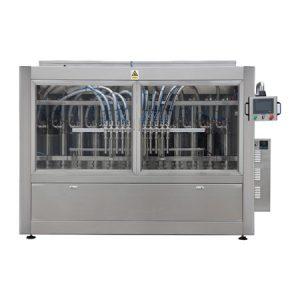 हाथ कीटाणुशोधन भरने की मशीन