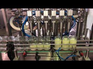 गर्म बिक्री स्वचालित सब्जी खाद्य तेल भरने की मशीन