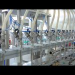 निस्संक्रामक तरल हाथ साबुन शराब की बोतल भरने की मशीन