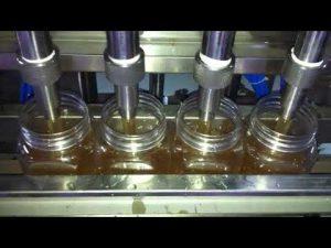कारखाने प्रत्यक्ष बिक्री पूरी तरह से स्वचालित तरल डिटर्जेंट बोतल भरने की मशीन