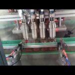 स्वचालित टमाटर सॉस, चिली सॉस, दही, जैम पेस्ट फिलिंग मशीन निर्माता