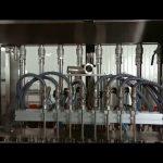 कारखाने प्रत्यक्ष बिक्री रैखिक पिस्टन तरल सॉस मसाला बोतल भरने कैपिंग मशीन
