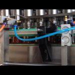 स्वचालित चॉकलेट मूंगफली का मक्खन टमाटर सॉस भरने की मशीन
