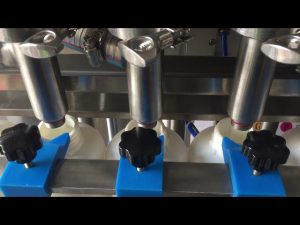 पूर्ण स्वचालित पिस्टन शैम्पू तरल बोतल भरने की मशीन की कीमत