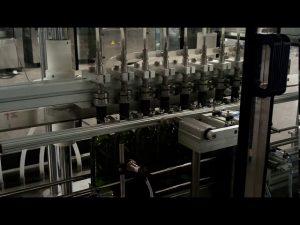 जैतून का तेल बोतल भरने की मशीन की कीमत, रैखिक पिस्टन खाद्य तेल भरने की मशीन