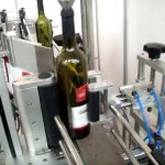 उच्च गति डबल साइड और गोल बोतल स्वचालित लेबलिंग मशीन
