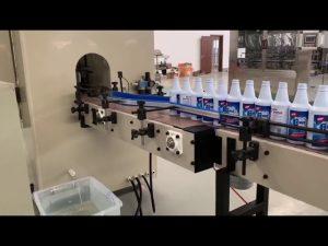विरोधी जंग हाइड्रोक्लोरिक एसिड पीपी पीवीसी प्लास्टिक भरने की मशीन