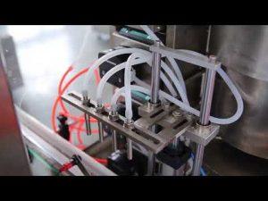 बिक्री के लिए पूर्ण स्वचालित नेल पॉलिश की बोतल सीबीडी सन तेल भरने की मशीन