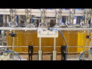 पाम तेल, सोयाबीन तेल, खाना पकाने के तेल भरने की मशीन