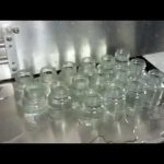 स्वचालित 6 सिर तरल रैखिक भरने की मशीन, इत्र सार भरने की मशीन