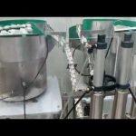 15 ml 30 ml आई ड्रॉप, सीबीडी ऑयल ग्लास ड्रॉपर बॉटल फिलिंग कैपिंग मशीन