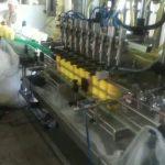 स्वचालित पिस्टन डाइविंग नलिका शैम्पू भरने की मशीन