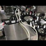 20 मिली छोटी शीशी के लिए फार्मास्युटिकल आई ड्रॉप भरने वाली कैपिंग मशीन