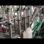 कस्टम चिकनाई तेल इलेक्ट्रॉनिक पिस्टन भरने लाइन कीमत