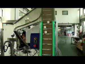 स्वचालित चिकित्सा कीटाणुशोधन तरल, पेस्ट, शहद भरने की मशीन